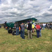 G-SSTL at Henstridge Fly In