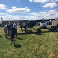 G-SSTL at Aero Expo 2017